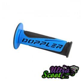 Handlebar grips Doppler Radical Bleu