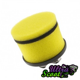 Air Filter Stage6 short Yellow (35mm)
