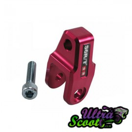Riser Kit Stage6 CNC 40mm Rouge