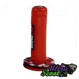 Handlebar Grips Protaper Mx Fluo 7/8'' 22mm-24mm Red