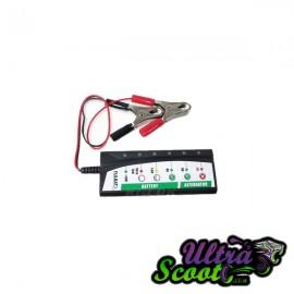 Battery teste universal Stylepro