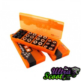 Stage6 Roller Weight Tuning Kit 19x15.5mm - 2.5g / 3.0g / 3.5g / 4.0g