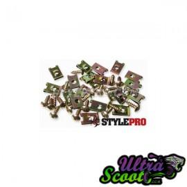 Screw body & Body clip Stylepro