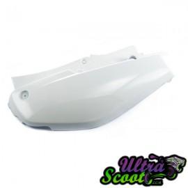 Left Side Cover Yamaha Bws/Zuma 02-11 White