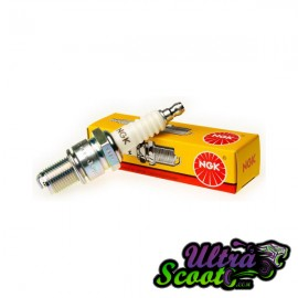 Spark Plug Ngk (Screw-on tip)-BR9ES